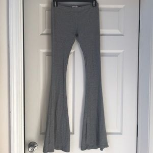 Out From Under Urban Outfitters Flare Sweatpants